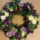 Trauerkranz Blüten Durchmesser 50 Cm